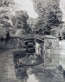 The Kennet and Avon Canal, Sydney Gardens, Bath pre-1973