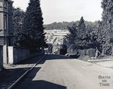 North Road, looking north, pre 1973
