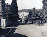 North Road, looking north, pre 1973
