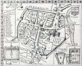 Detail of the City of Bath, Somersetshire, Speed 1610