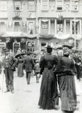 Diamond Jubilee Celebrations, George Street, Bath 1897