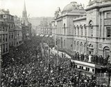 Proclamation of George V & Queen Mary 1910
