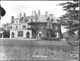 Alford House, Alford, Somerset, c.1910