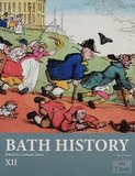 Bath History Vol XII. Order here with free UK postage