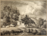 Charlcombe Church, near Bath, c.1850