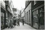 Northumberland Place, Bath, 1953-55