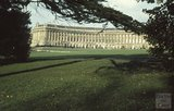 The Royal Crescent, Bath 1953-55