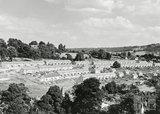 The newly built Elmhurst Estate, Batheaston, c.1945