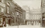 The Pump Room, Abbey Church Yard and Grand Pump Room Hotel, Bath 1876