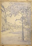 Lansdown Crescent, Bath c.1916