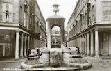 Mineral Water Fountain, Stall Street, Bath, c.1950s