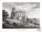 All Saint's Chapel, Lansdown, Bath 1794
