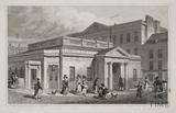 The Hot Baths and New Infirmary, Bath 1829