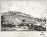 View from the Warminster New Road near Bath c.1837