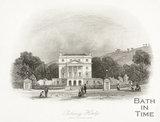 Pulteney Hotel, Sydney Gardens, Bath 1844