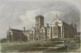 New Kingswood College, Lansdown, Bath c.1886