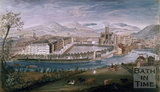 View of Bath by Thomas Robins the Elder c.1745