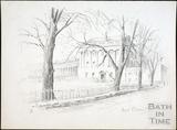 The Royal Crescent, Bath c.1930