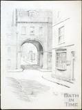 Trim Bridge, Bath c.1930