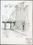 St. James's Portico, Pierrepont Place, Bath c.1930