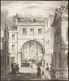 Trim Bridge, Bath 1858