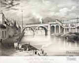 The Skew Bridge, Great Western Railway Station, Bath c.1840