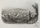 Bath from Beacon Hill 1856