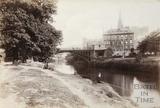 North Parade Bridge, Bath c.1890