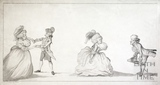 A Long Minuet as Danced at Bath 1787