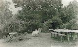 Tea gardens, Conkwell, c.1910