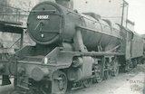 2-8-0 class No.48507 at Bath Green Park m.p.d. c.1960s