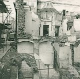 Demolition of the Private Baths, Pump Room, Stall Street, 3 Jan 1972