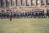 RAF Parade, Royal Crescent, Bath, c.1970s