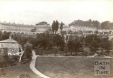 Hedgemead Park and Camden Crescent, Bath 1907