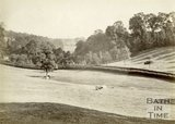 The Dell and Prior Park, Bath c.1880