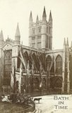 Bath Abbey from Orange Grove, Bath c.1864