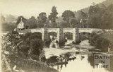 Stokeford Bridge, Limpley Stoke c.1870