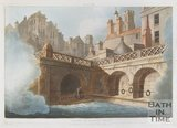 Inside of Queen's Bath, 1804