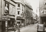 Barton Street, Bath 1937