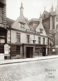 The Saracen's Head, 42, Broad Street, Bath c.1900