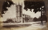St. Mary's Church, Bathwick, Bath c.1880