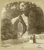 St. Mary's Church, Claverton c.1870