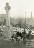 Twerton War Memorial, Twerton, Bath, c.1920