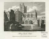 Abbey Church, Bath 1810