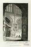 South Transept, Bath Cathedral (Abbey), Bath 1814