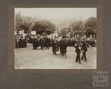 Civic function at Henrietta Park, Bath 1910