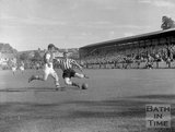 Bath City Football Club vs. an unknown team, c.1962