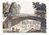 Sydney Gardens and Kennet and Avon Canal, Bath, 1805