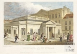 The Hot Baths, and New Infirmary 1829