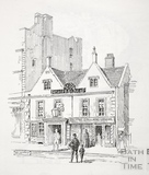The Saracen's Head, 42, Broad Street, Bath c.1890-1920